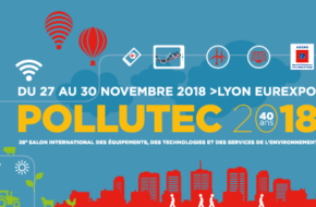 Analyzair présent au salon Pollutec Lyon 2018